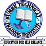 Bumbe Technical Training Institute tender 2020