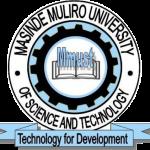 Masinde Muliro University of Science & Technology TENDER 2020