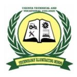 Ugenya Technical and Vocational College Tender 2020
