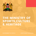 MINISTRY OF SPORTS, CULTURE AND HERITAGE TENDER 2020