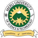 Meru University of Science and Technology tENDER 2020