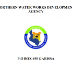 Northern Water Works Development Agency TENDER