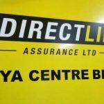 Directline Assurance tender 2020