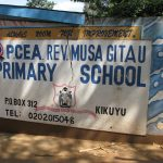 P.C.E.A REV. MUSA GITAU PRIMARY SCHOOL TENDER