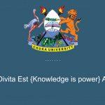 Chuka University January 2021